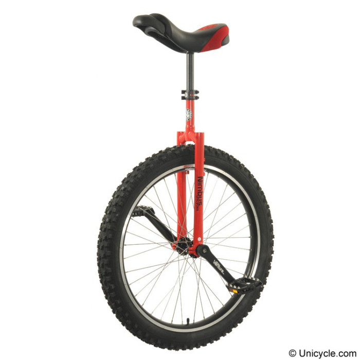 My first real fatbike, a 3″ Duro tire on a Nimbus 26″